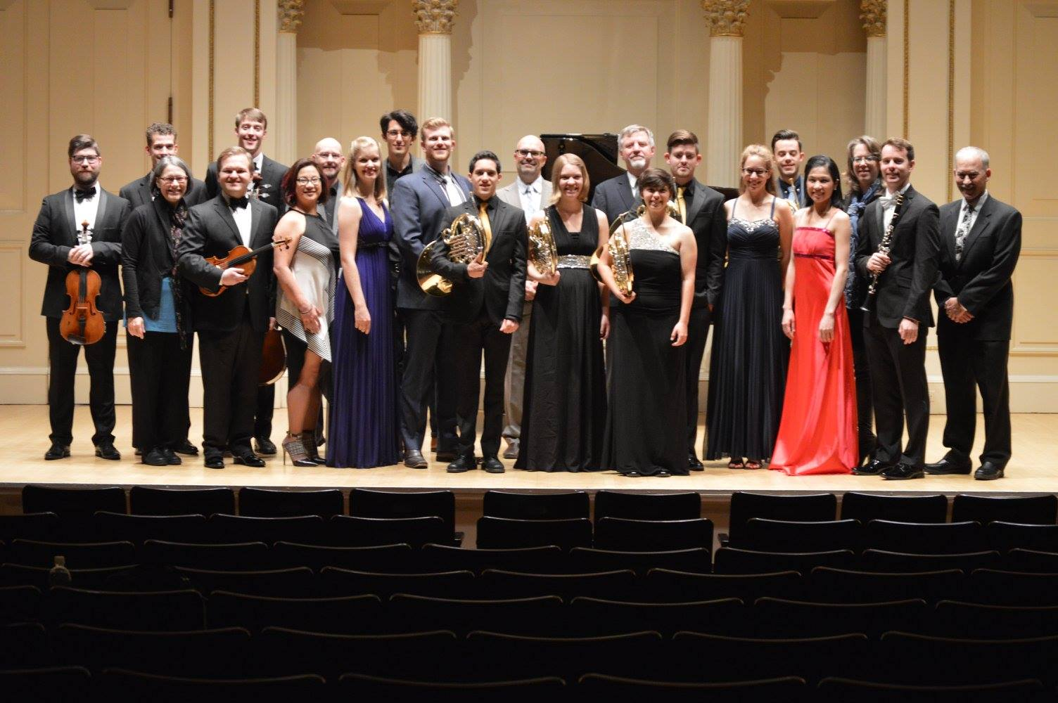 CU College of Music at Carnegie Hall