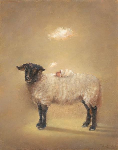 Sufflok Sheep