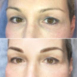 Les sourcils sont la structure la plus importante du visage. Le maquillage pemanent des sourcils met vos yeux en valeur.
