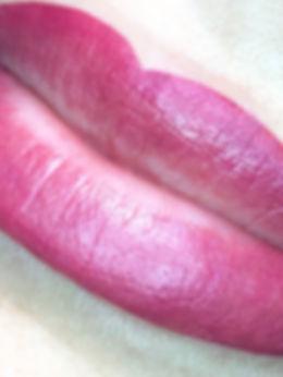 maquillage permanent, tatouage cosmétique, Attraits Beauté, Montréal, rouge à lèvres permanent, spécialiste, Barbara Kirste