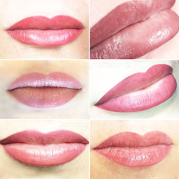 Maquillage Permanent Des Levres Attraitsbeaute Com