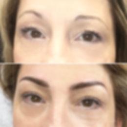 Le maquillage permanent des sourcils fait rajeurir.
