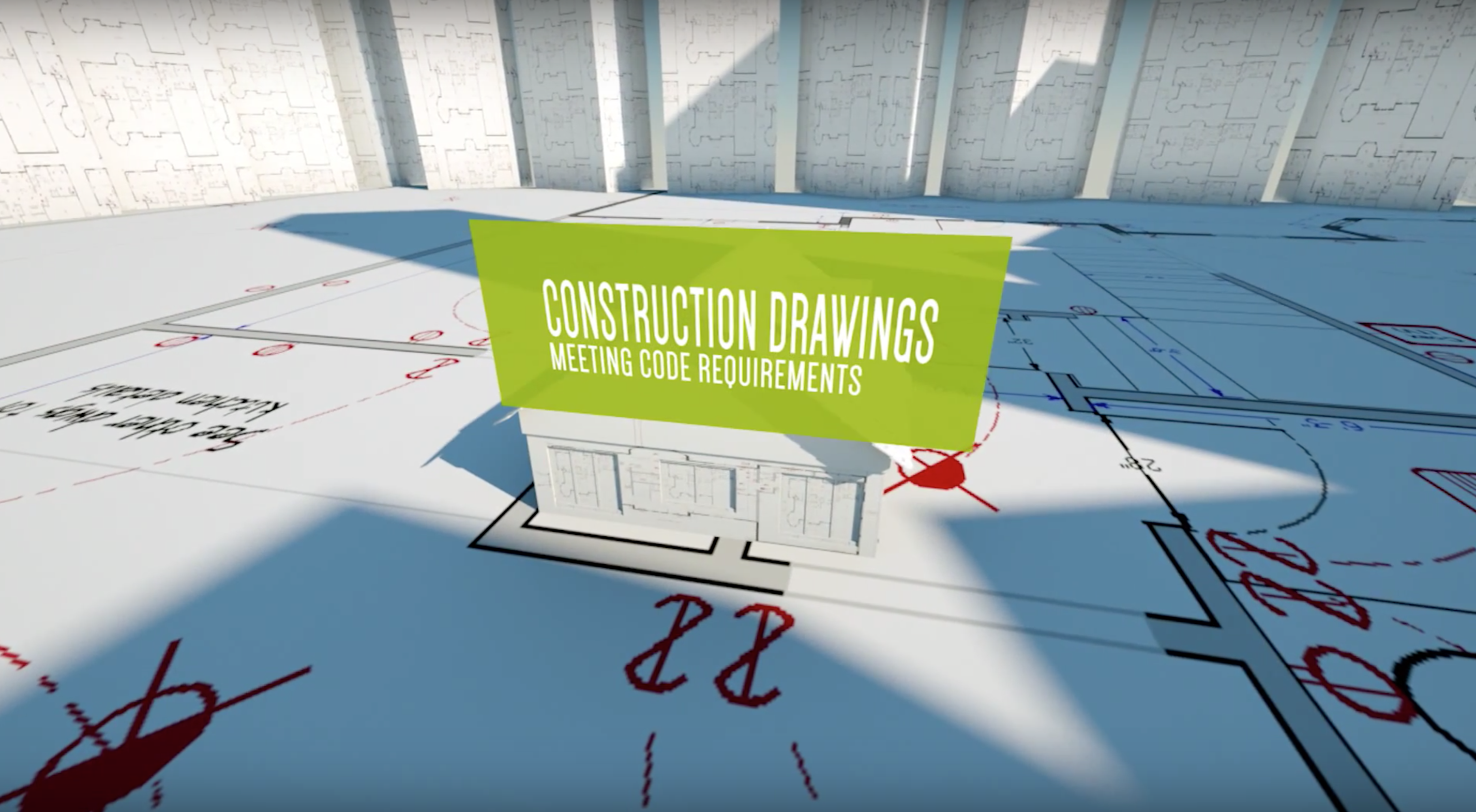 Creative Directions Permit Drawing