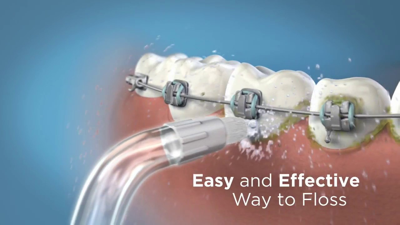 Waterpik Instructional Video