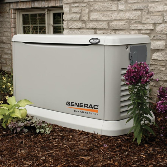 GENERAC AUTORIZED SALES & SERVICE DEALER