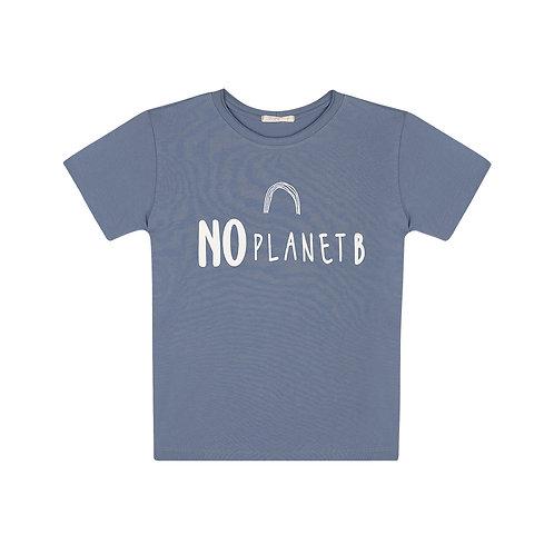 Camiseta Hope Azul Jeans