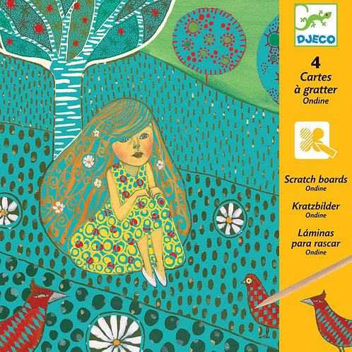 Ilustração Raspadinha