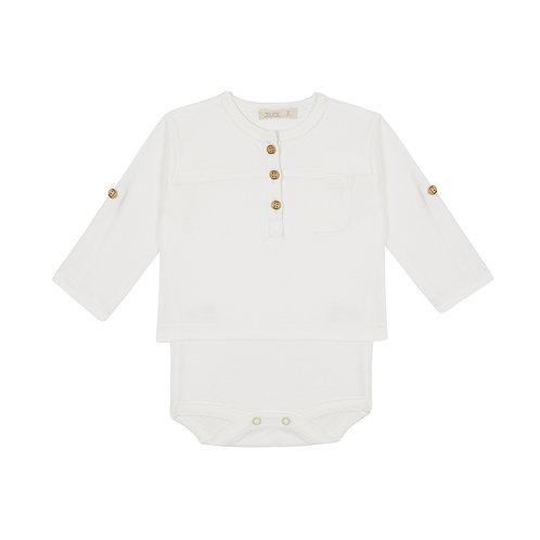 Body Camiseta Basic M/L Off