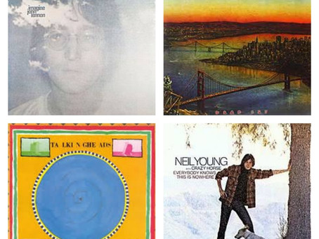 Hot Tracks From New Wax On The Racks - The Spring Has Sprung Edition