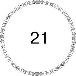 Окантовка-21