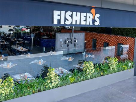 Grupo Fishers moderniza su sistema de reservas garantizando la seguridad de sus comensales.