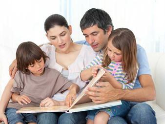 Lo que pasa cuando papá y mamá sí saben leer