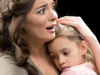 ¿Le traspasas tu miedos a tus hijos?