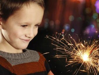 ¿Cómo establecer propósitos de año nuevo con los niños?
