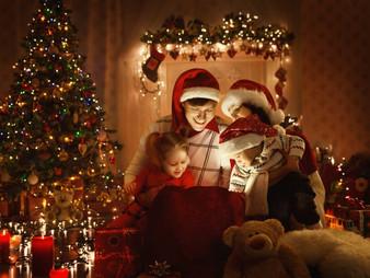 Crea Propósitos de Año Nuevo con tus Hijos