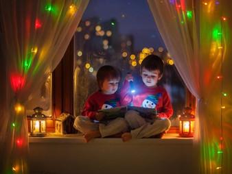 Cuentos en Navidad: una linda tradición