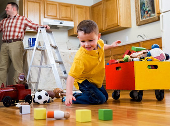4 Tips para lograr la cooperación de tus hijos