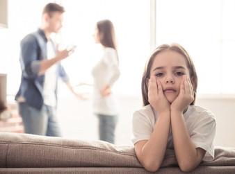 Cómo afrontar la separación de los padres