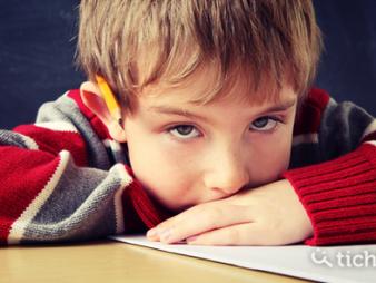 Cómo mejorar la atención de los niños despistados    Consejos para mantener la atención en el estudi