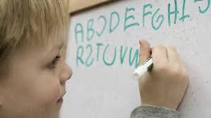 Mi hijo invierte las letras