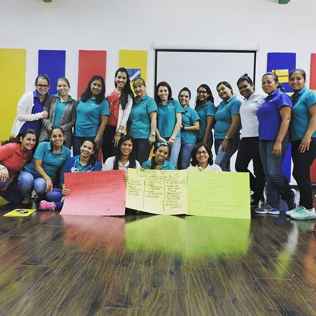 Taller de Herramientas Pedagógicas para #elmundodelosniños 📚Mil gracias una vez más por confiar en