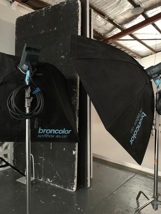 Lampoluce Studios - Equipment