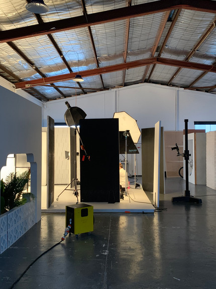 Lampoluce Studios - Stuido Cyclorama