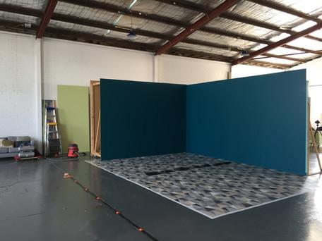 Lampoluce Studios - Setup