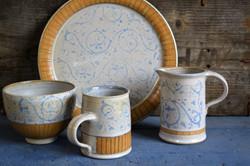 Art Print pots