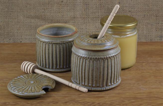 Honey Pot, two designs
