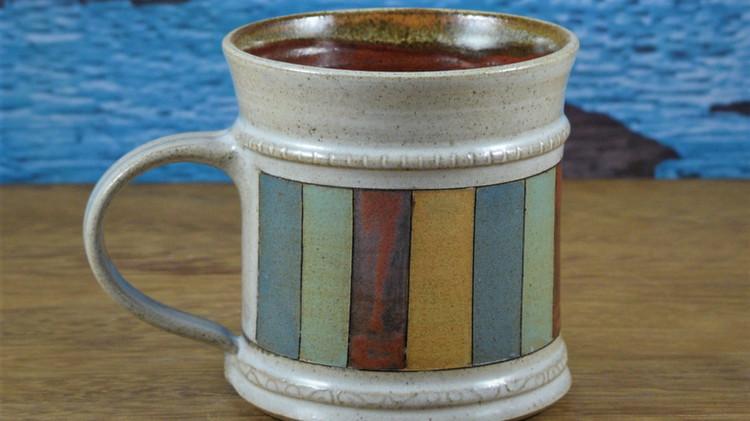 Cheerful Fiesta Mug