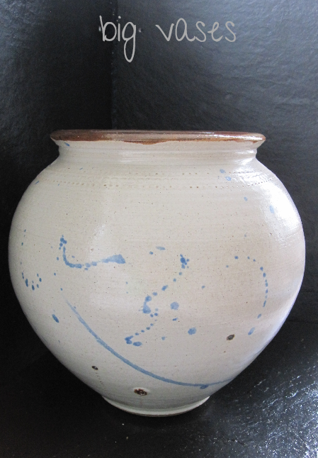 big curvy vase