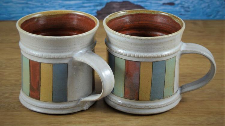 Fiesta Mug, set of two