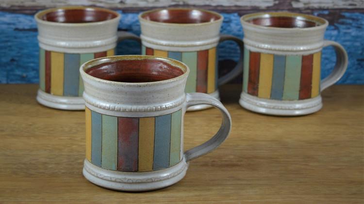 Fiesta Mug Set
