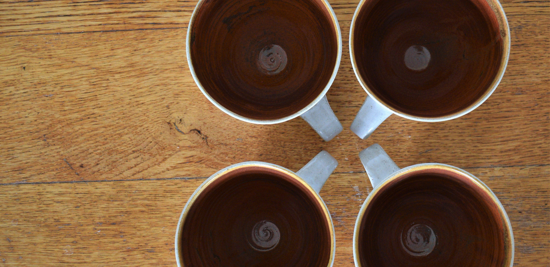 Mugs from above