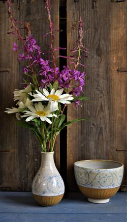 Art Print Vase