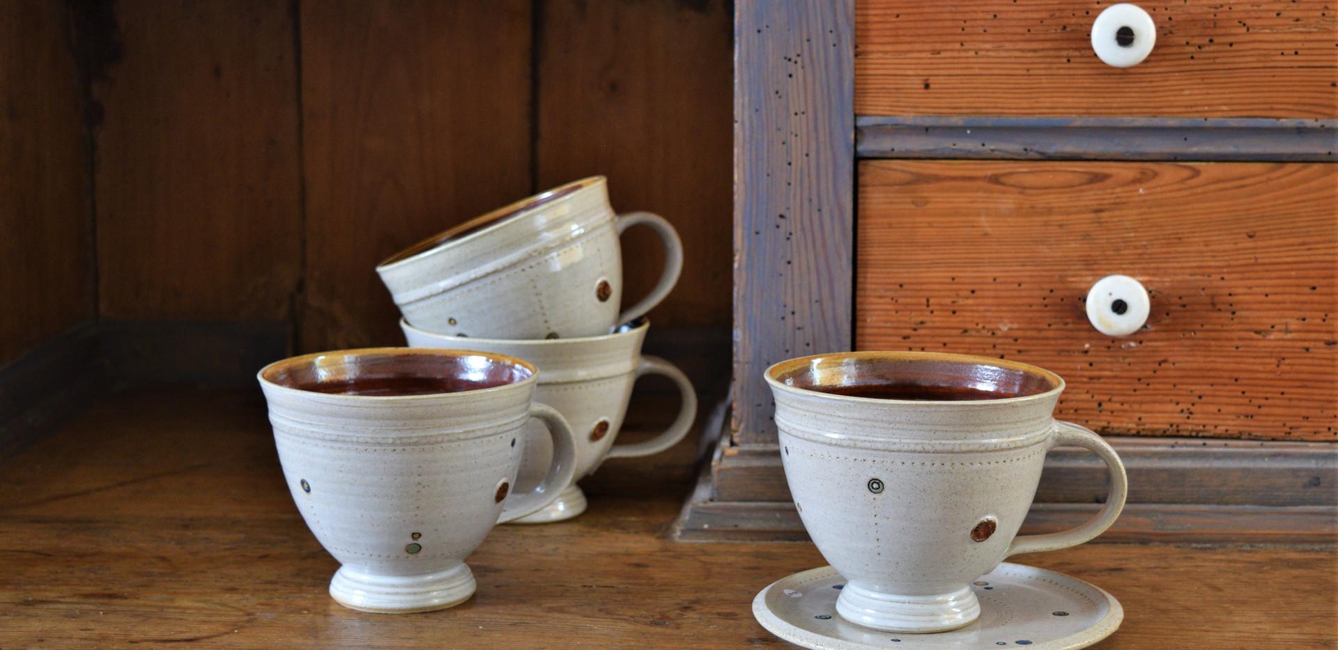 Wide Mugs