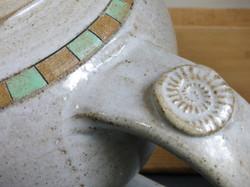 detail teapot