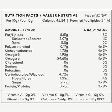 Pistachio & Sea Salt  75% (half raw)