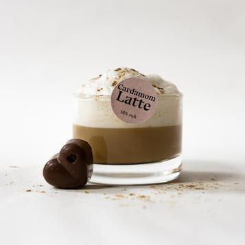 Cardamom Coconut Latte 58%