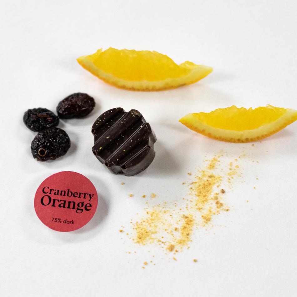 Cranberry Organge 75%