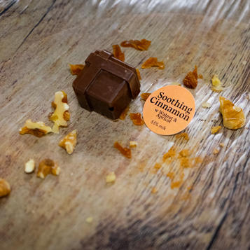 Soothing Cinnamon w. Apricot & Walnut 53%