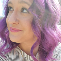 Purple Hair, Don't Care!