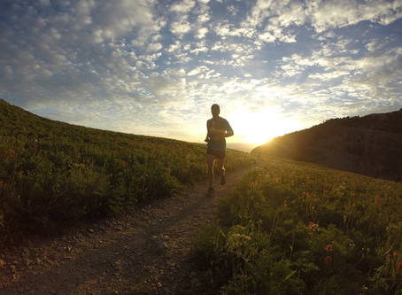 Running, herbs and the elements: reflections on exercise and personal growth