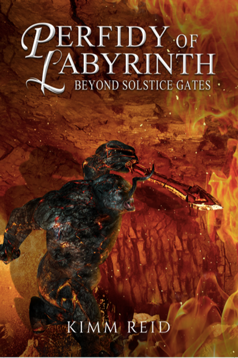 Perfidy of Labyrinth (Beyond Solstice Gates Book 3)