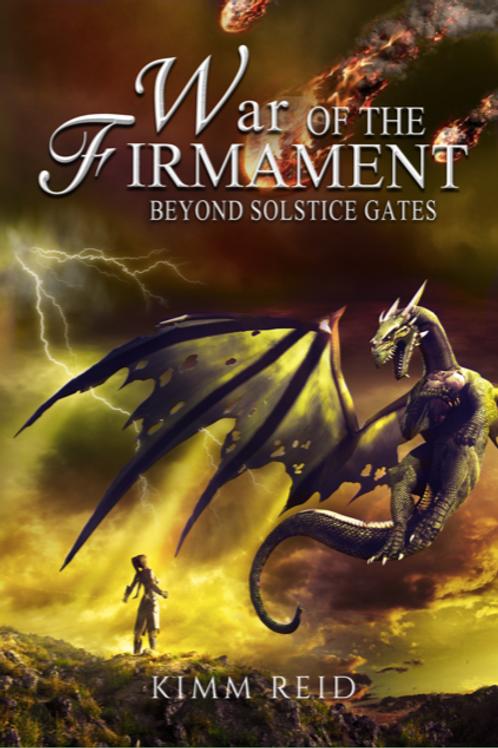 War of the Firmament (Beyond Solstice Gates Book 6)