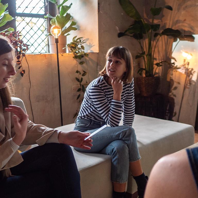 taboe-café: zelfvertrouwen