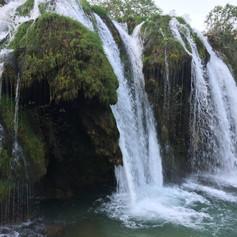 Stolac - vodopády