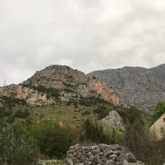 Pohoří Biokovo, Chorvatsko