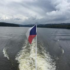 Vlajka nad Lipnem